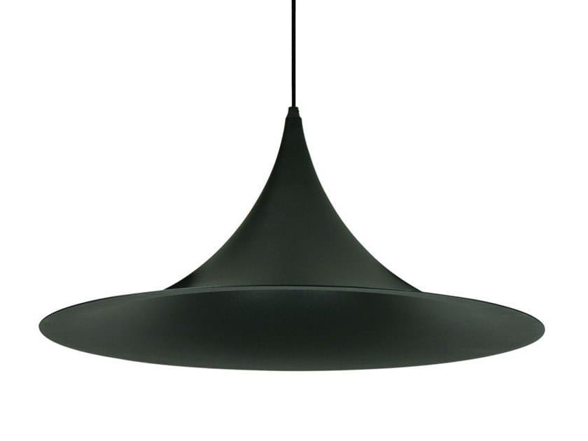 Metal pendant lamp RIVOLI GM by LUZ EVA