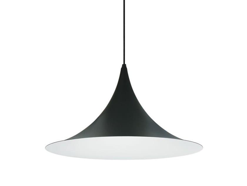 Metal pendant lamp RIVOLI PM by LUZ EVA