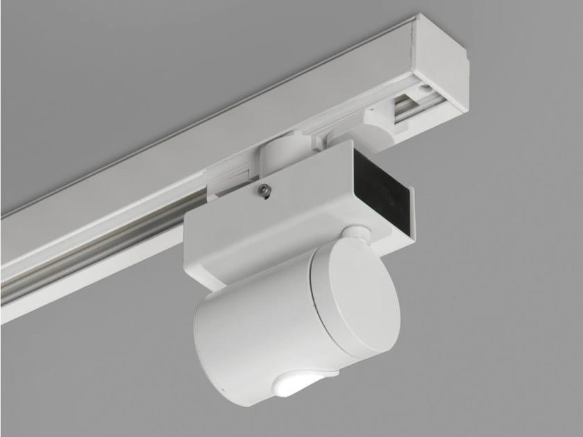 LED aluminium Track-Light ROBOTIC 6435 by Milan Iluminación