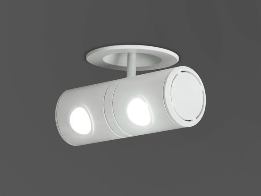 LED adjustable spotlight with dimmer ROBOTIC 6440 by Milan Iluminacion