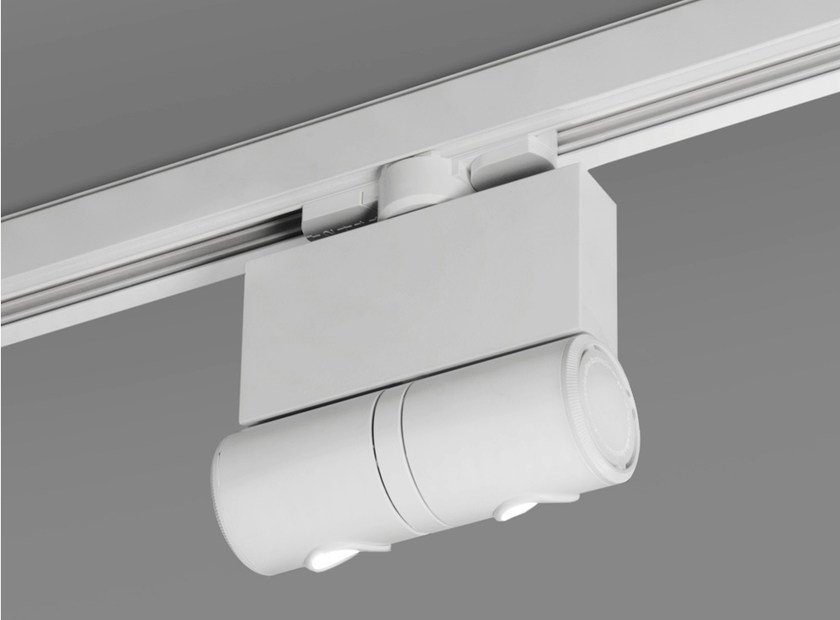 LED aluminium Track-Light ROBOTIC 6445 by Milan Iluminacion