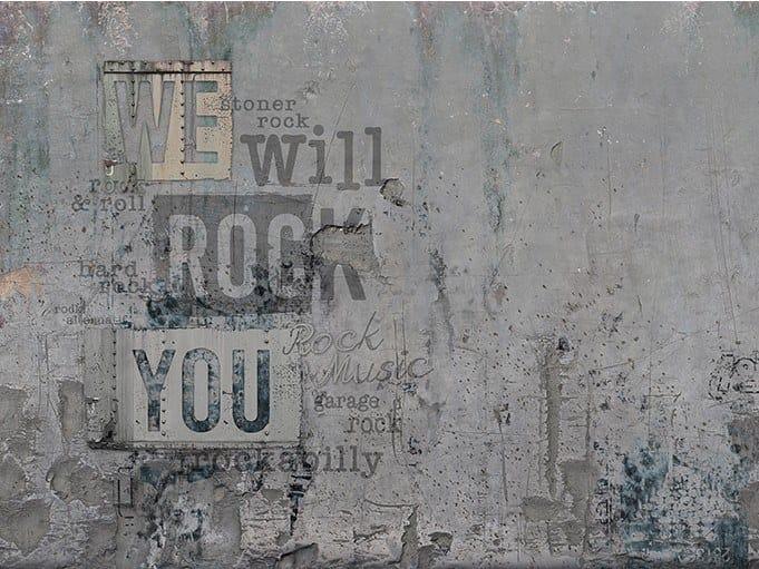Wallpaper ROCK by Adriani e Rossi edizioni
