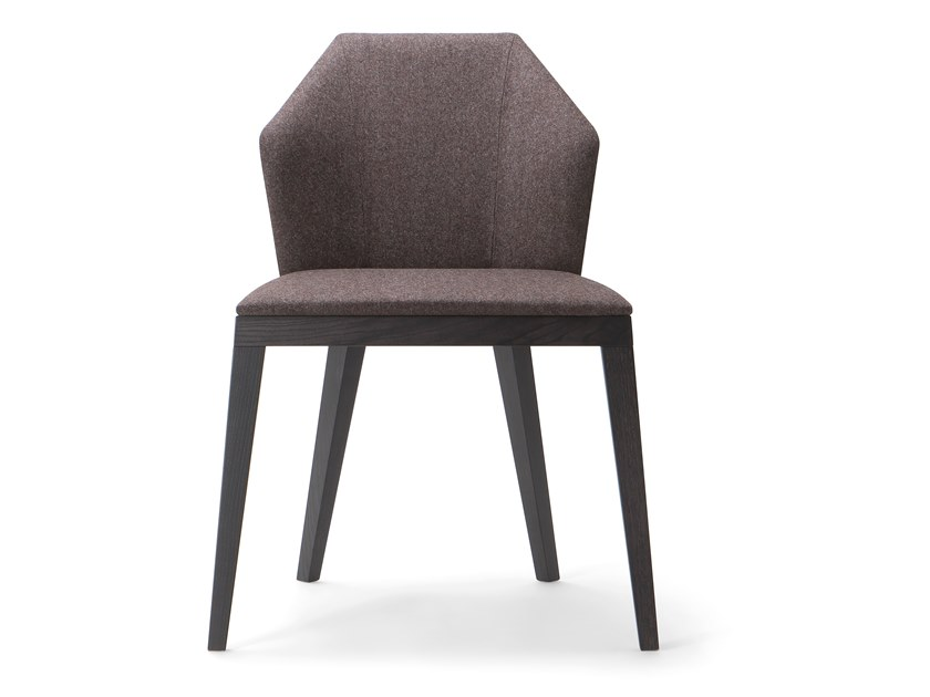 Upholstered chair ROCK CHAIR by Verti