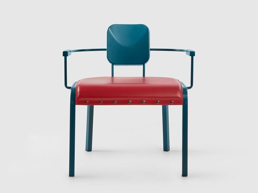 ROCK | Easy chair with armrests