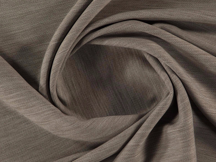Washable dimming polyester fabric for curtains ROCKEFELLER by More Fabrics