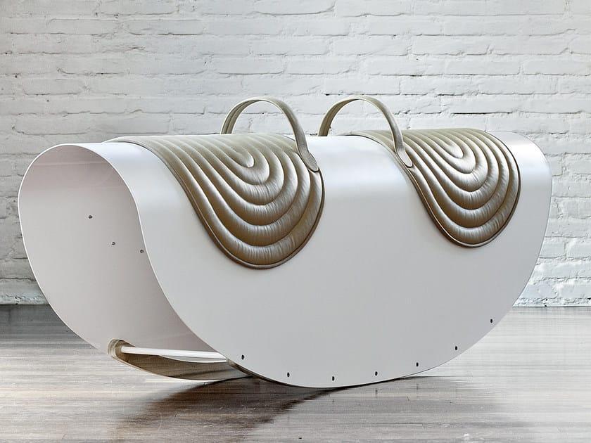 Rocking bench ROCKER | Bench by Secondome Edizioni