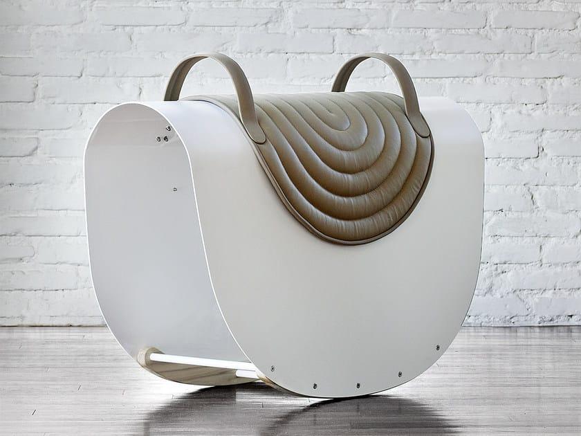 Rocking stool ROCKER | Stool by Secondome Edizioni