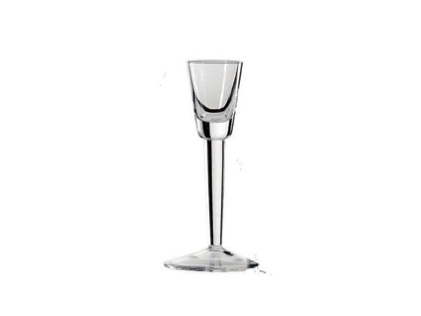 Bicchiere da liquore in vetro soffiato ROCKS I by Driade