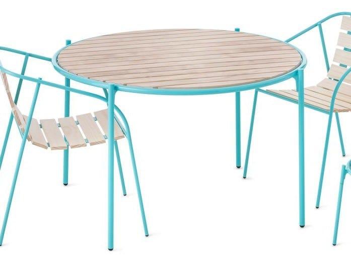 Tavolo da giardino rotondo ROCKY | Tavolo da giardino by Nola Industrier