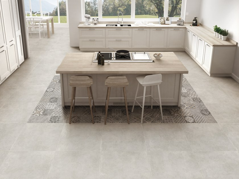 Porcelain stoneware flooring RODAS by ITT Ceramic