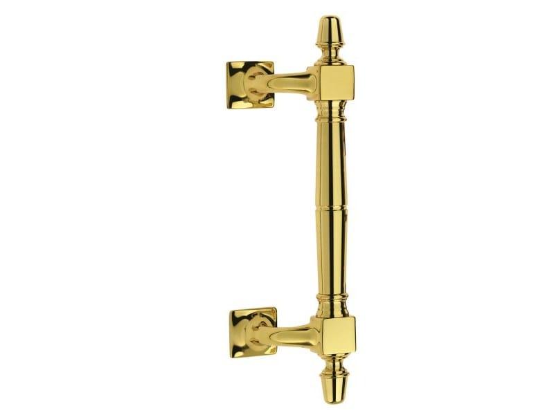 Brass pull handle RODI CLASSIQUE by Pasini