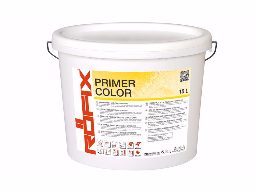 Base coat and impregnating compound for paint and varnish RÖFIX PRIMER COLOR by RÖFIX
