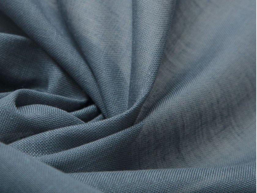 Solid-color fire retardant Trevira® CS fabric ROHE by Equipo DRT