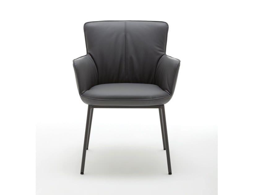 Rolf Benz 655 椅子by Rolf Benz 设计师birgit Hoffmann