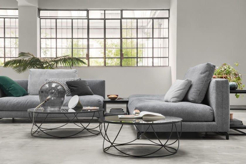 rolf benz 8770 niedriger couchtisch by rolf benz design annette lang. Black Bedroom Furniture Sets. Home Design Ideas