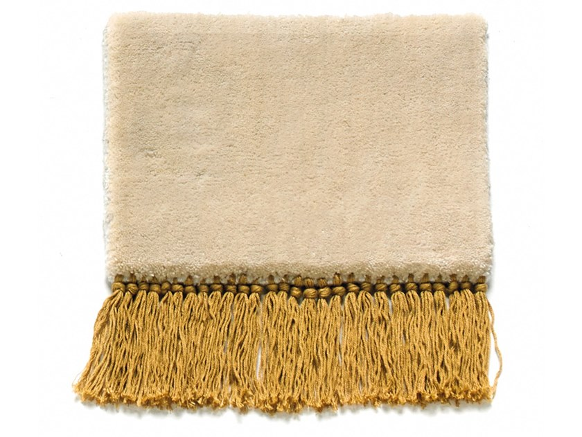 Handmade polyester and cotton rug ROLLER ST-025 / ST-013 by Kuatro