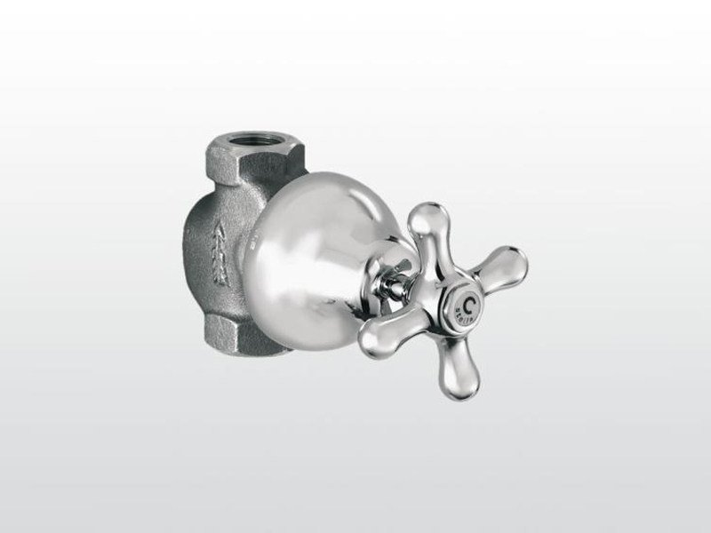 Chrome-plated washbasin tap ROMA | 0/154 by RUBINETTERIE STELLA
