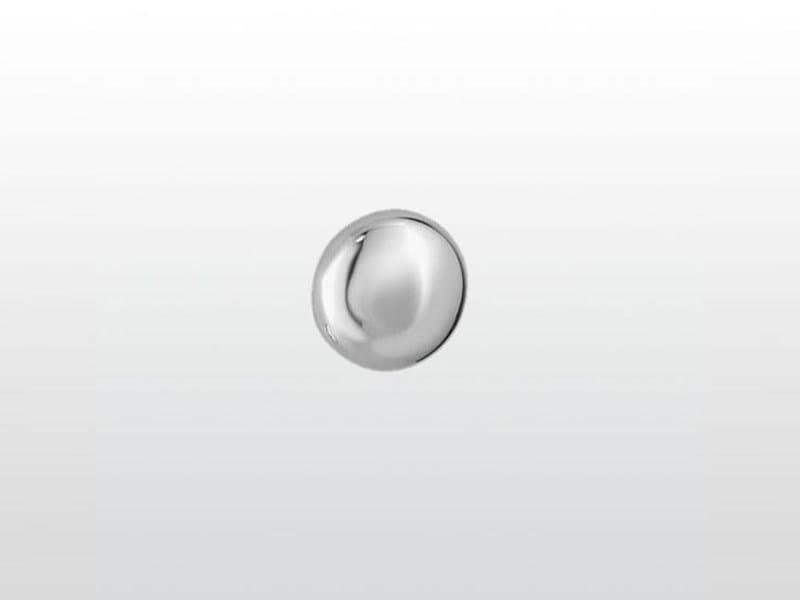 Metal Furniture knob ROMA | 1084/36 by RUBINETTERIE STELLA