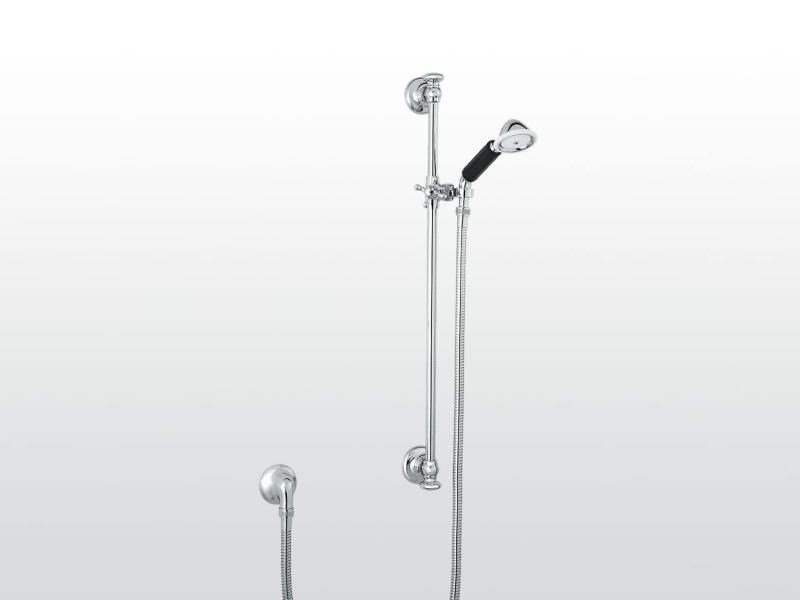 Shower wallbar with hand shower ROMA | 302A by RUBINETTERIE STELLA