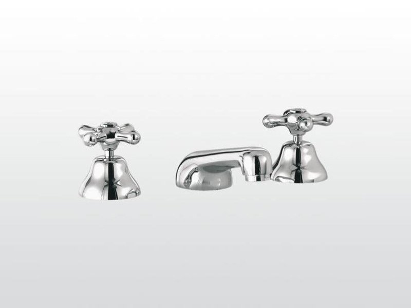 3 hole washbasin tap ROMA | 3222 by RUBINETTERIE STELLA