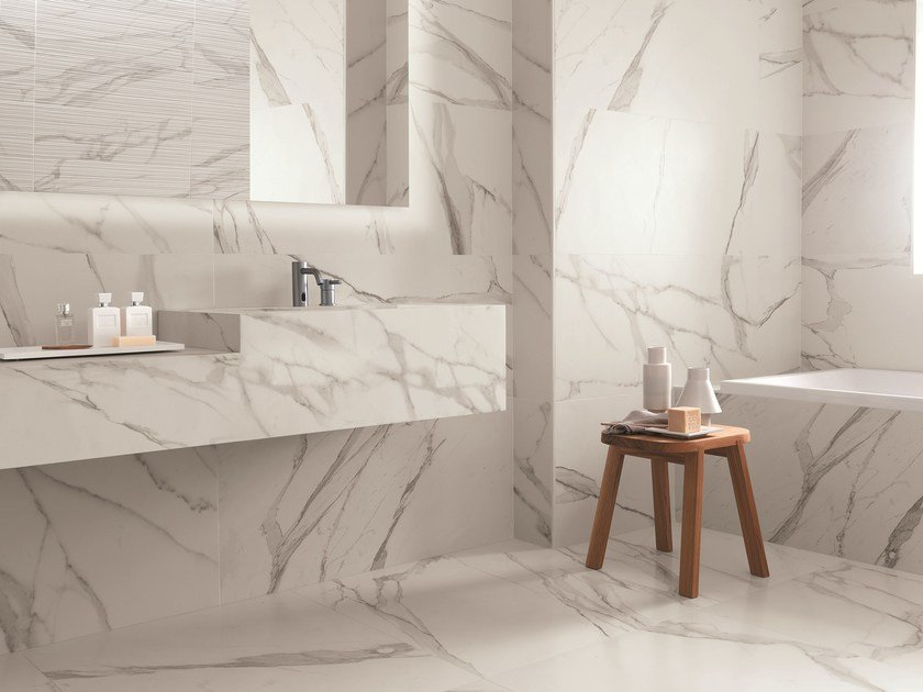 Indoor white-paste wall tiles ROMA | Wall tiles by FAP ceramiche