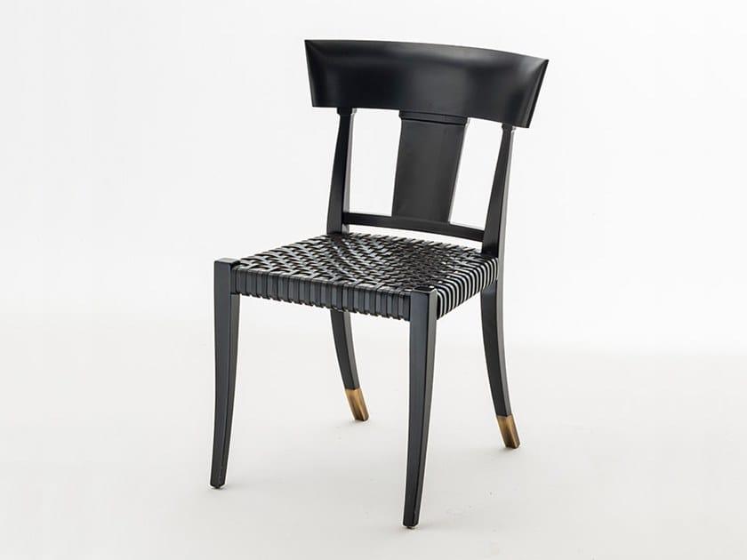 Beech chair ROMANA by OAK