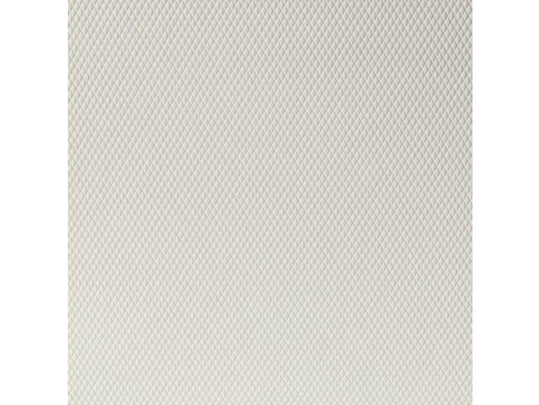 Porcelain stoneware wall/floor tiles ROMBINI CARRÈ UNI WHITE by Mutina