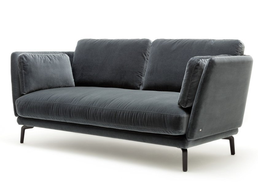rondo sofa aus stoff by rolf benz design this weber. Black Bedroom Furniture Sets. Home Design Ideas