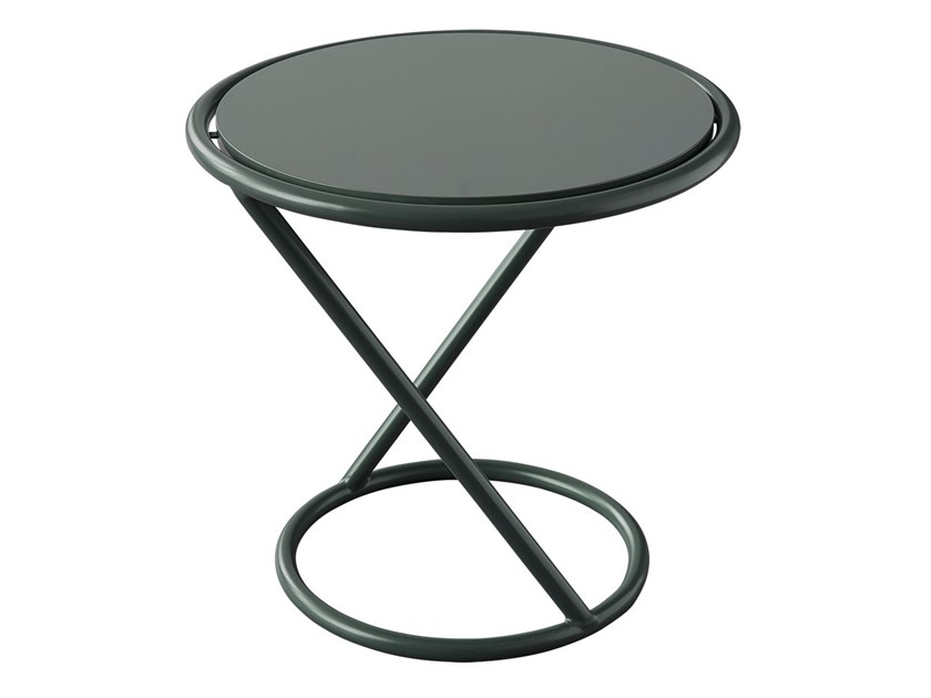 Round high side table RONDO | High side table by Verpan