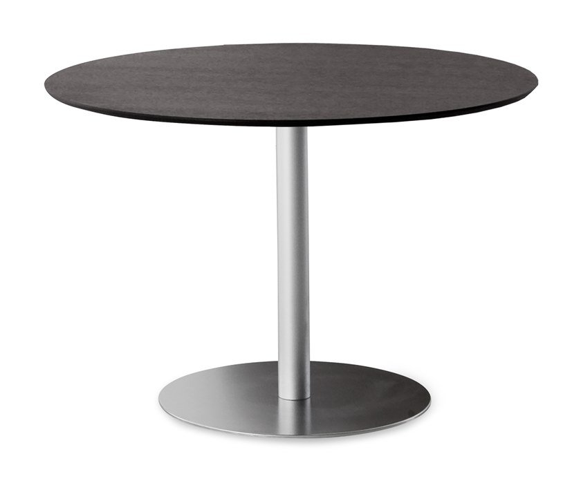 Round laminate table RONDÒ | Round table by Lapalma