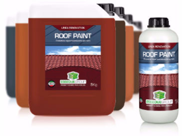 Protettivo impermeabilizzante per tetti ROOF PAINT by Essedue Group