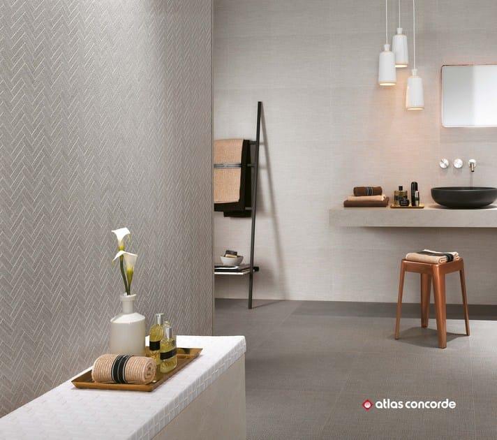 ROOM WALL | Rivestimento in ceramica a pasta bianca