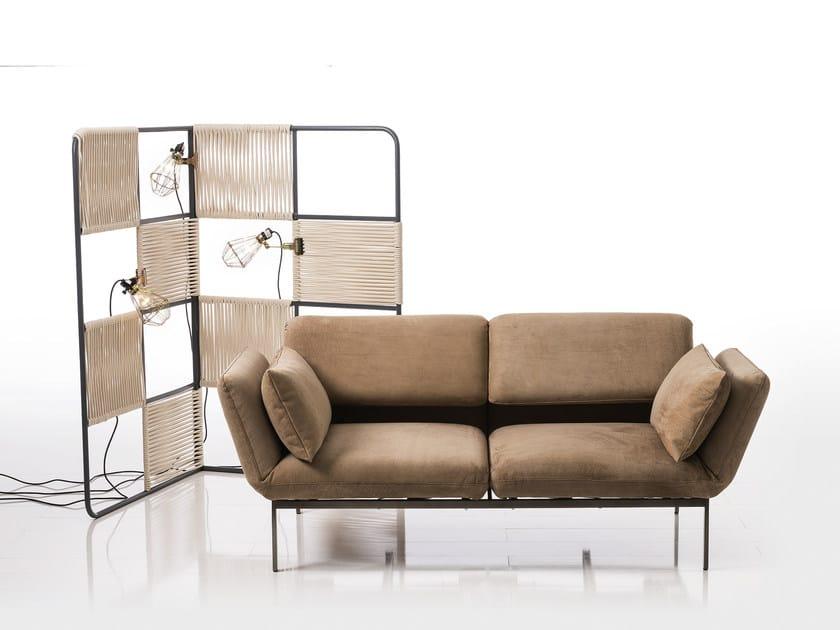 Divani In Pelle Reclinabili.Roro Divano In Pelle Collezione Roro By Bruhl Design Roland Meyer