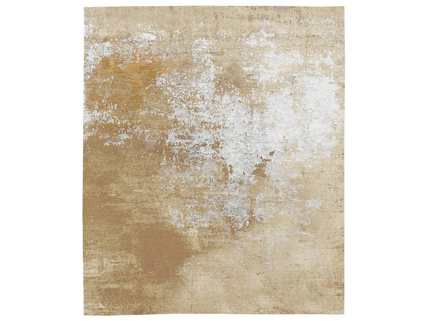 Handmade rug ROSDALA DIAMOND DUST by HENZEL STUDIO