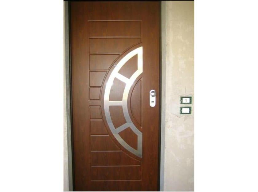 Aluminium door panel ROTARY/X by ROYAL PAT
