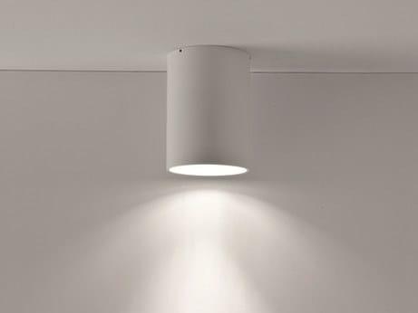 Round ceiling metal spotlight ROTOR MAXI by BEL-LIGHTING