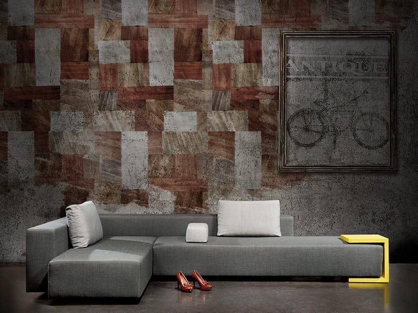 Motif panoramic wallpaper ROUBAIX by Inkiostro Bianco