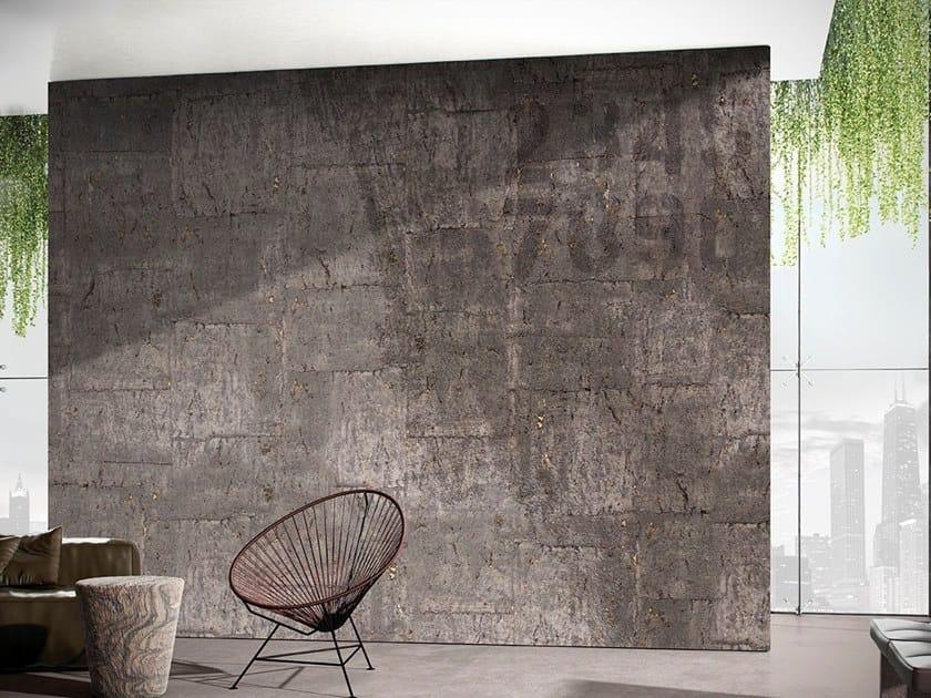 Wall Effect Wallpaper ROUGH By GLAMORA