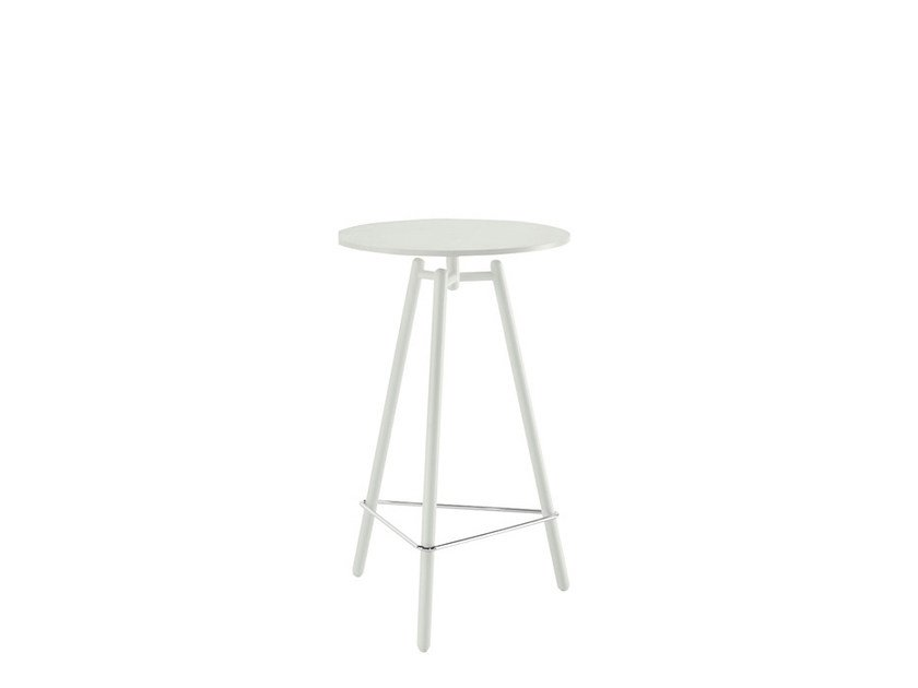 Round high side table BLOG   Round coffee table by Sesta