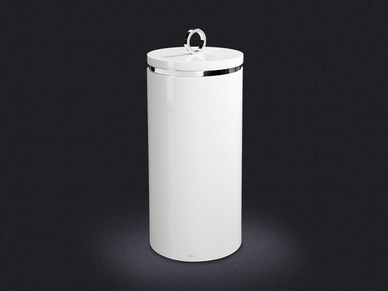 Resin waste bin ROUND RING | Resin waste bin by Vallvé