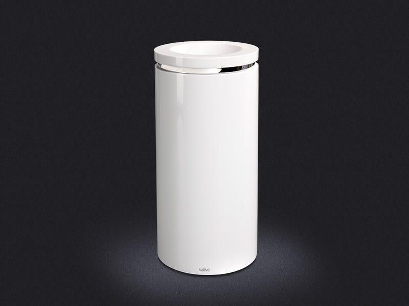 Resin waste bin ROUND RING | Waste bin by Vallvé