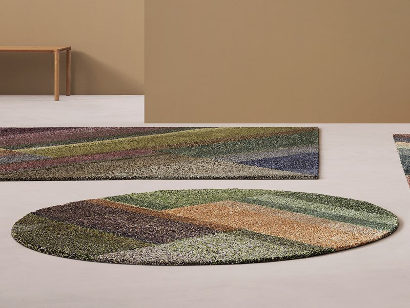 FLOURISH | Round rug