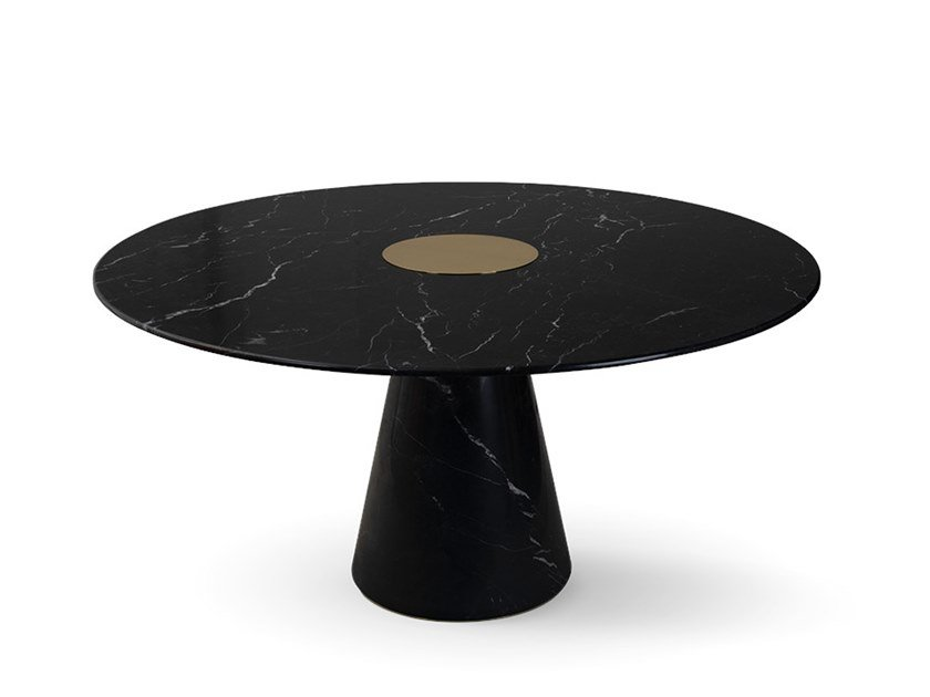 Round dining table BERTOIA | Round table by Essential Home