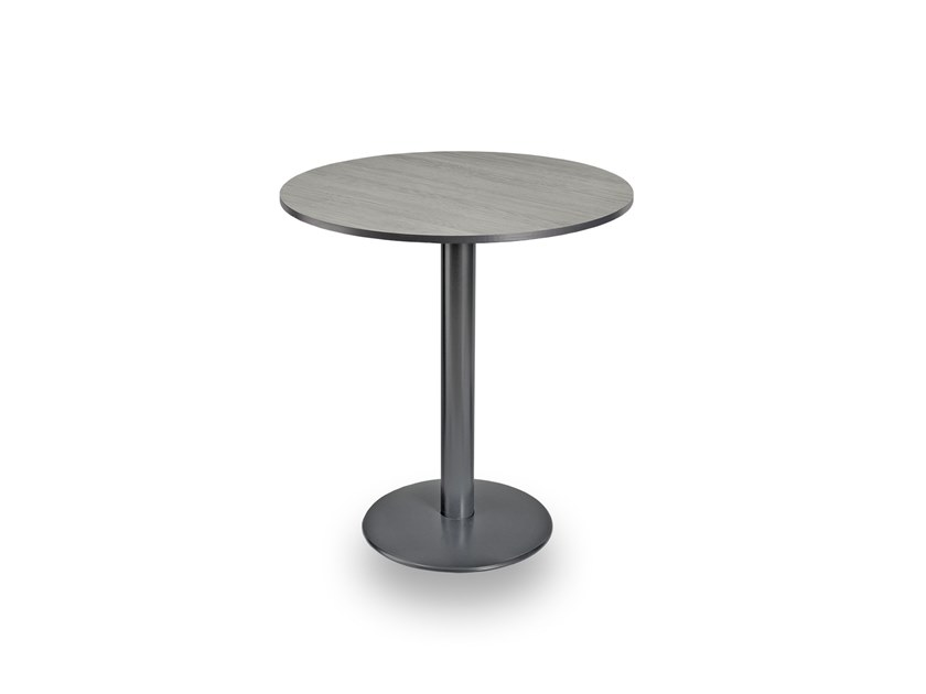 Round garden table FLAT | Round table by Garden Tech