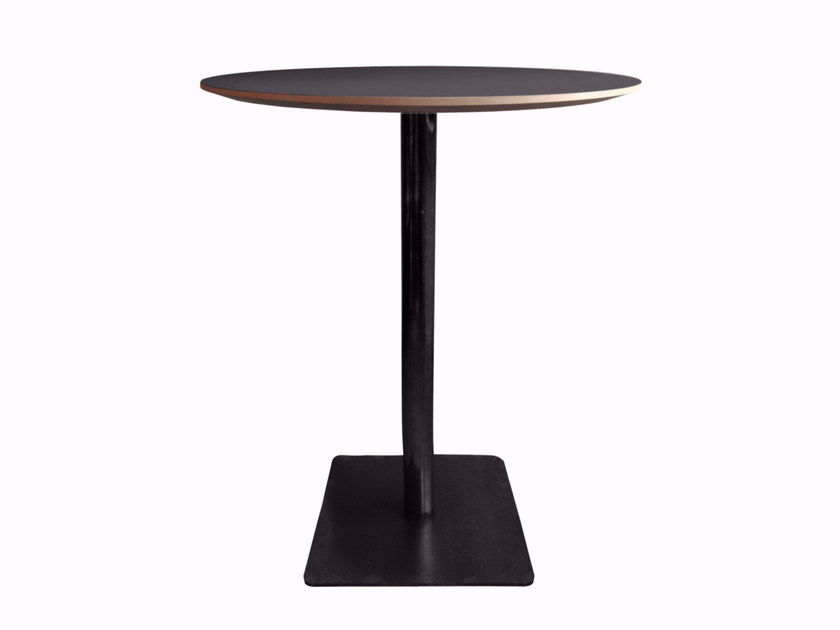 Round high table MODUL PLUS | Round table by KFF
