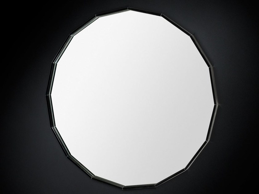 Wall-mounted round hall mirror ROUND by VGnewtrend