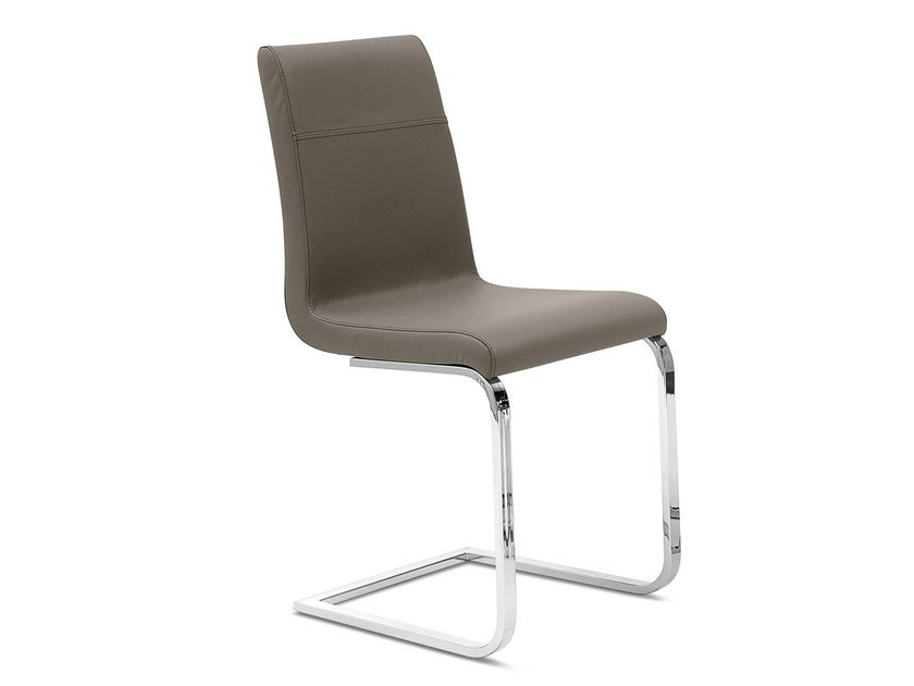 Cantilever chair ROXY-S by DOMITALIA