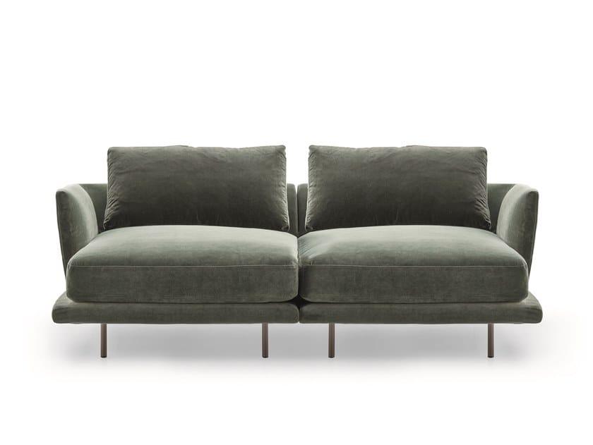 Fabric sofa ROYAL | Sofa by Ditre Italia