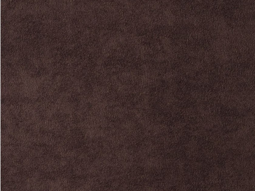 Solid-color polyester fabric ROYAL SUEDE by Elastron