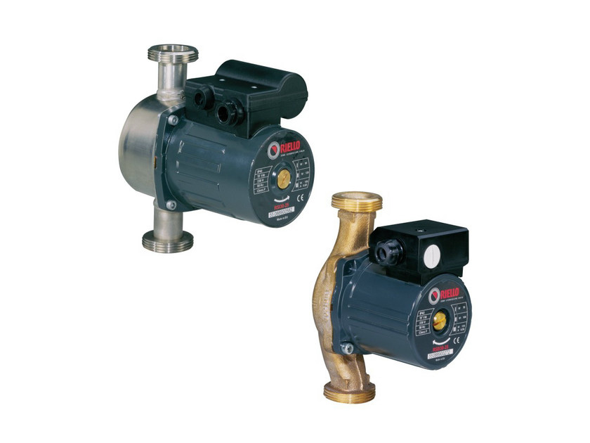 Pump and circulator for water system RSB-RSI by RIELLO